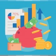 Numarul total de firme si PFA-uri 5