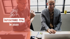 Infiintare PFA 2020